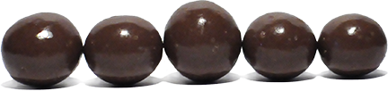 Jack Tuchten's Dried Fruit - Chocolate Malt Balls